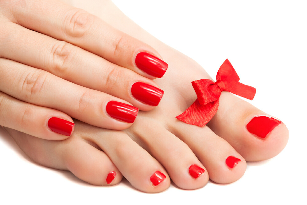 manicure & pedicure cairns